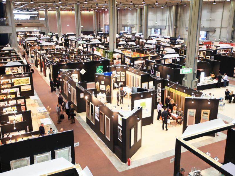 Organisation de salon d'entreprise à Paris & organisation road show